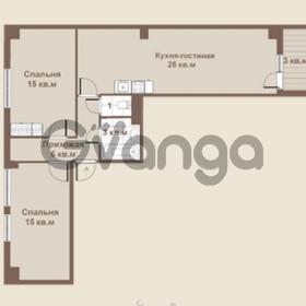 Продается квартира 2-ком 70 м² площадь Европы 1, метро Приморская