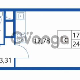 Продается квартира 3-ком 79 м² площадь Европы 1, метро Приморская