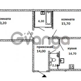 Продается квартира 2-ком 74 м² Московский проспект 115, метро Московские ворота
