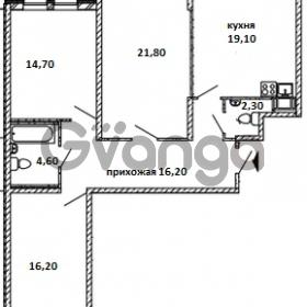 Продается квартира 3-ком 98 м² Московский проспект 115, метро Московские ворота
