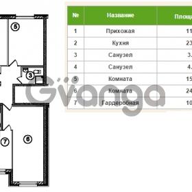 Продается квартира 2-ком 92 м² Смоленская улица 11к 2, метро Фрунзенская