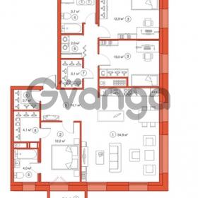 Продается квартира 3-ком 109.16 м² Комендантский проспект 58к 1, метро Комендантский проспект
