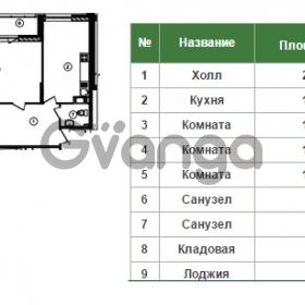 Продается квартира 3-ком 102 м² Уральская 4, метро Василеостровская