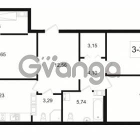 Продается квартира 3-ком 104.19 м² Малый пр. В.О. 64, метро Василеостровская