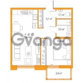 Продается квартира 2-ком 42.7 м² Дальневосточный проспект 12, метро Проспект Большевиков