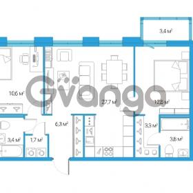 Продается квартира 3-ком 69.5 м² Дальневосточный проспект 12, метро Проспект Большевиков