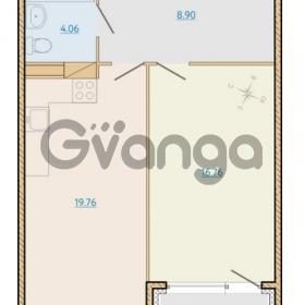 Продается квартира 1-ком 51.55 м² Таможенная дорога 1, метро Старая деревня