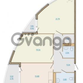 Продается квартира 2-ком 80.21 м² Таможенная дорога 1, метро Старая деревня