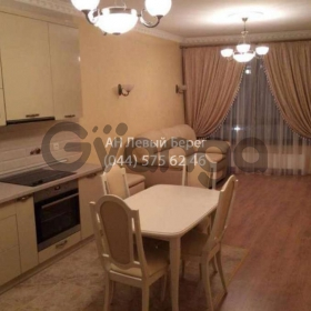 Сдается в аренду квартира 2-ком 62 м² ул. 40-летия Октября (Голосеевский), 58-62, метро Демиевская