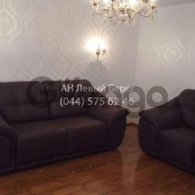 Сдается в аренду квартира 2-ком 90 м² ул. Княжий Затон, 9, метро Позняки