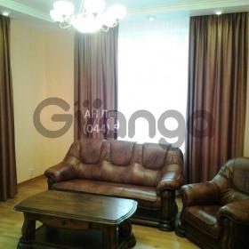 Сдается в аренду квартира 2-ком 82 м² ул. Драгомирова, 7, метро Дружбы народов