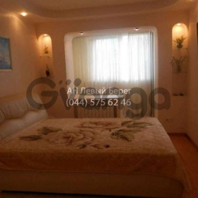 Сдается в аренду квартира 2-ком 70 м² ул. Героев Сталинграда, 44, метро Героев Днепра