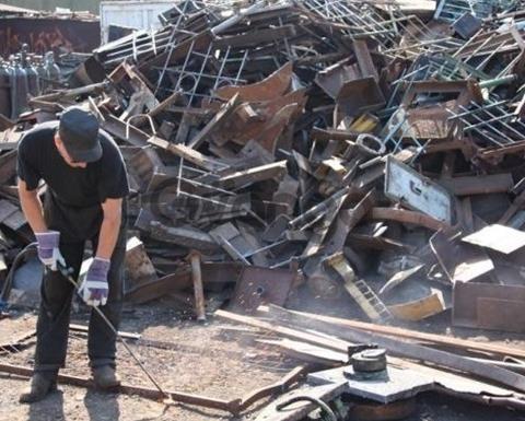 Демонтаж металлоконструкций. Вывоз металлолома