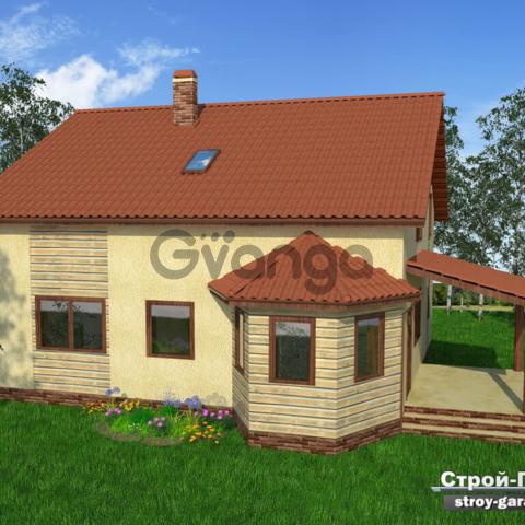 Дома под ключ из кирпича, газобетона, керамоблоков