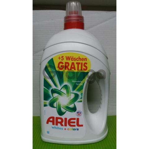 Гель для стирки Ariel 4.38l продажа оптом в Украине