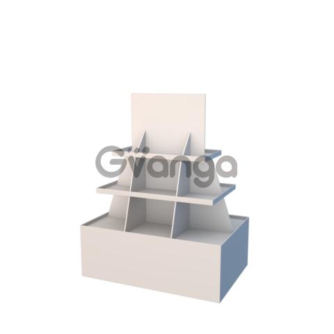 Изготовление картонных POS материалов