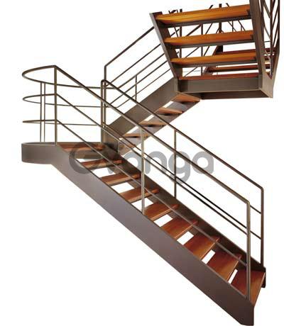 Лестницы металлические Киев