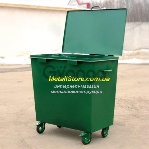 Мусорные баки, мусорные контейнеры Киев
