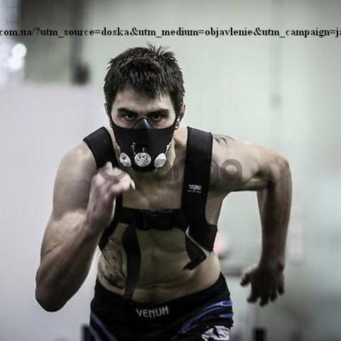 Оригинальная Тренировочная Маска ELEVATION TRAINING MASK 2.0 с доставкой за 0 грн по всей Украине