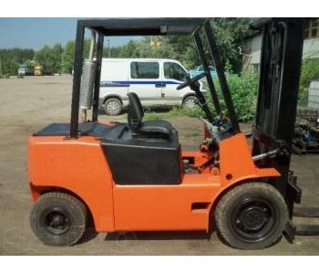 Продается болгарский  дизельный погрузчик Балканкар DV1792