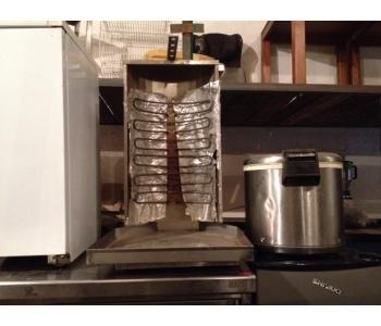 Продам электрическую шаурмятню б/у в общепит, кафе, паб, шаурма-бар