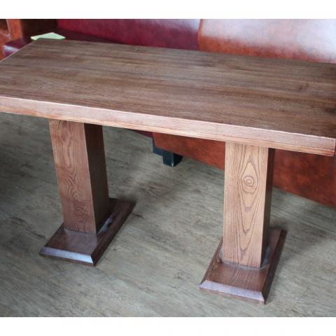 Продам столы бу из натурального дуба для ресторана, бара, кафе