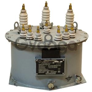 Трехфазный трансформатор НТМИ-6-66У3