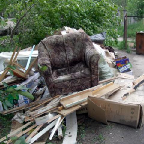 Вывоз, вынос строительного мусора Луцк