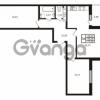 Продается квартира 2-ком 69.28 м² Комендантский проспект 53к 1, метро Комендантский проспект