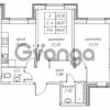 Продается квартира 2-ком 49.87 м² улица Валерия Гаврилина 18к 1, метро Парнас