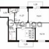 Продается квартира 3-ком 80.18 м² Союзный проспект 4, метро Проспект Большевиков