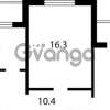 Продается квартира 2-ком 57 м² ул. Крушельницкой Соломеи, 3а, метро Позняки