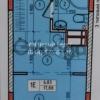 Продается квартира 1-ком 18 м² ул. Ракетная, 24, метро Демиевская