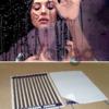 Нагреватель зеркала в ванной комнате. Система антизапотевания