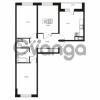 Продается квартира 3-ком 89.66 м² улица Катерников 1, метро Проспект Ветеранов