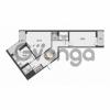 Продается квартира 2-ком 73 м² Немецкая улица 1, метро Улица Дыбенко