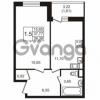 Продается квартира 1-ком 39.38 м² Севастопольская улица 14, метро Нарвская