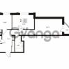 Продается квартира 2-ком 69.96 м² улица Катерников 1, метро Проспект Ветеранов