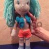 Оригинальная Кукла, которой можно делать разнообразные прически.