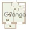 Продается квартира 1-ком 30.9 м² Областная улица 1, метро Улица Дыбенко