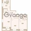 Продается квартира 3-ком 85.4 м² Областная улица 1, метро Улица Дыбенко