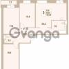 Продается квартира 3-ком 99.2 м² Областная улица 1, метро Улица Дыбенко