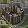 Продается квартира 1-ком 39.56 м² Графская улица 1, метро Девяткино
