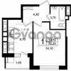 Продается квартира 1-ком 32 м² Цветочная, 9