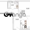 Продается квартира 2-ком 65 м² Карамзина