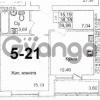 Продается квартира 1-ком 40 м² Московский проспект