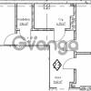 Продается квартира 2-ком 60 м² Кооперативная