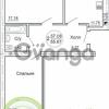 Продается квартира 2-ком 57 м² Калининградское шоссе