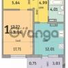 Продается квартира 1-ком 48 м² ул. Трутенко Онуфрия, 3