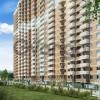 Продается квартира 1-ком 35.49 м² Кушелевская дорога 5к 5, метро Лесная